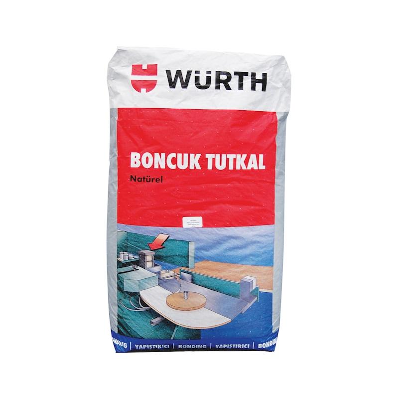 Boncuk tutkal Natürel - BONCUK TUTKAL ŞEFFAF 20KG