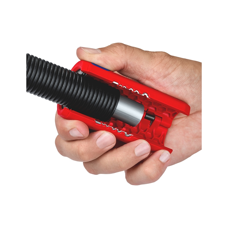 Dénudeur pour tubes annelés et fils électriques - 5