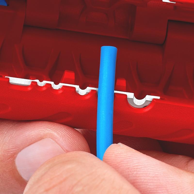 Dénudeur pour tubes annelés et fils électriques - 6