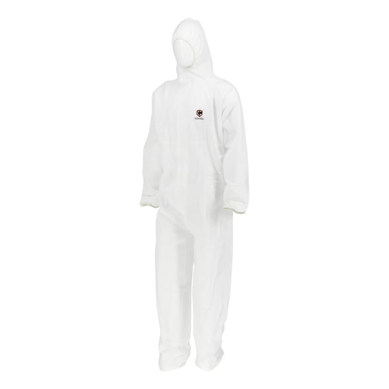 Coverall Typ 5/6 der Lieferantenmarke - PNTOVERAL-WHITE-CAT3-TYPE5/6-XL