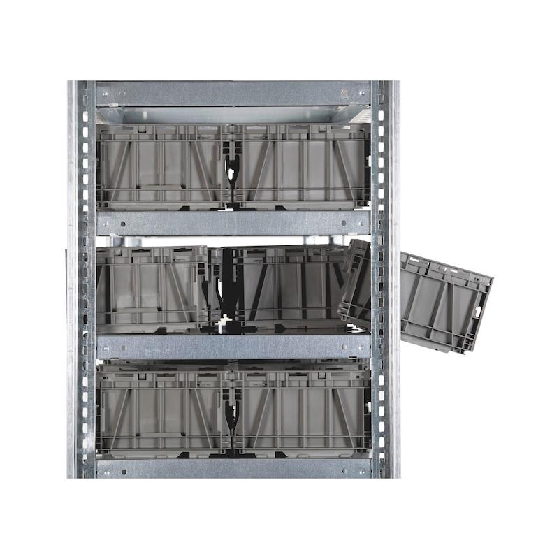 Steckregal Basic für System-Lagerboxen - 2