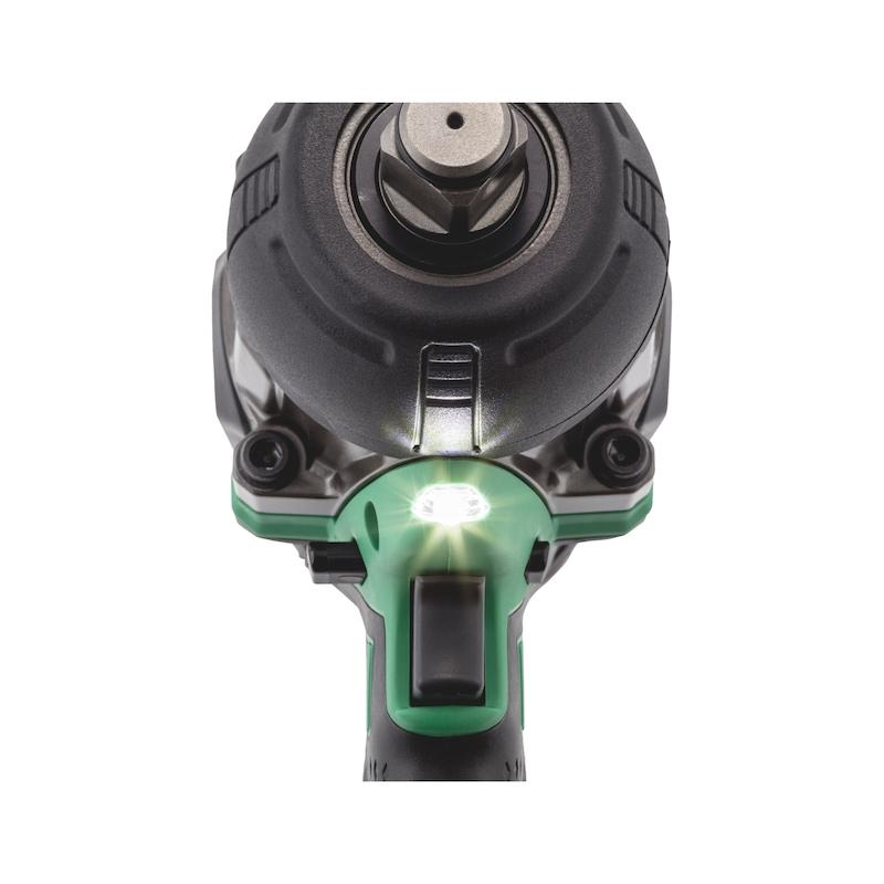 Cordless impact screwdriver HiKOKI WR36DA - 2