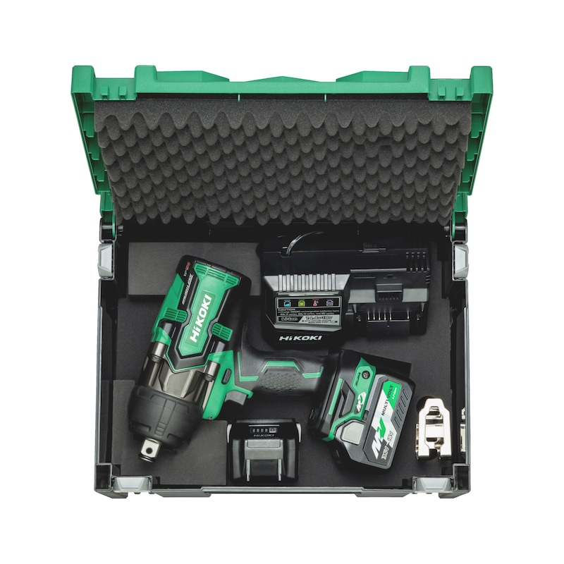 Cordless impact screwdriver HiKOKI WR36DA - 5