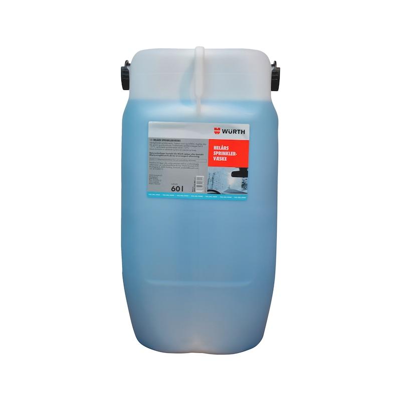 Helårs sprinklervæske - SPRINKLERVÆSKE  -21°C, 60LTR.