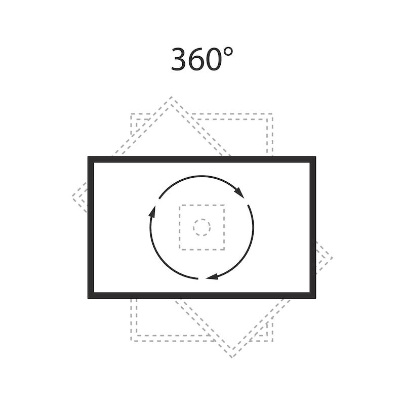 Monitorhalter M2.1 Single - 4