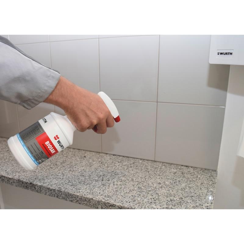 Desinfetante de superfícies BIOSAN - BIOSAN 750ML