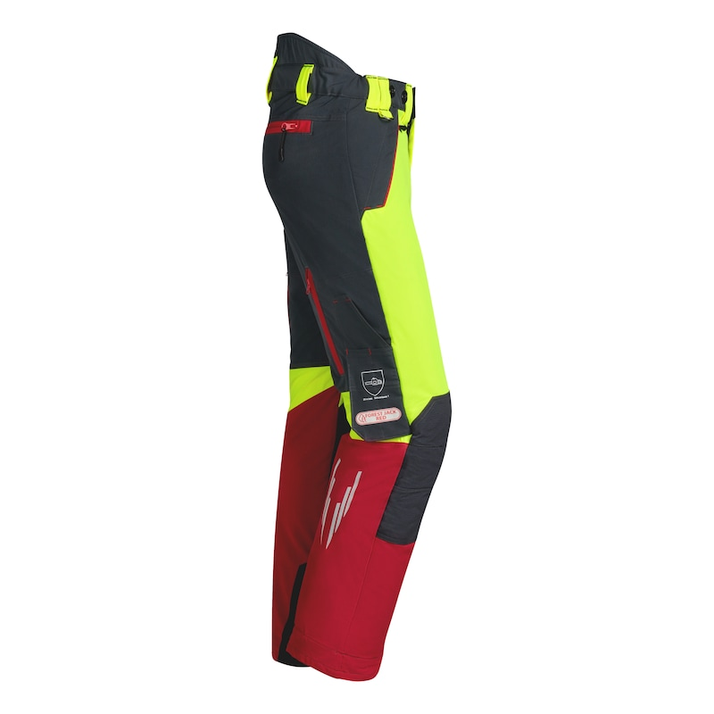 Stretch cut protection trousers - 2