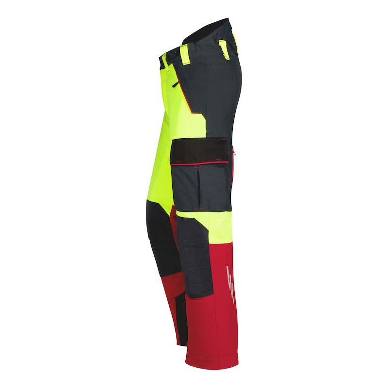 Stretch cut protection trousers - 4