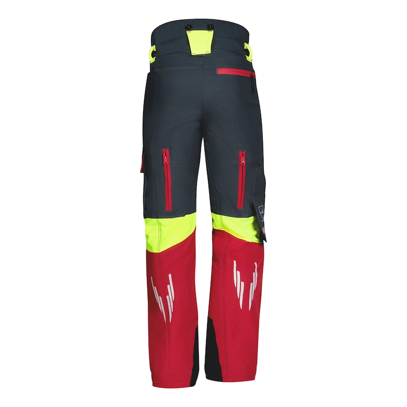 Stretch cut protection trousers - 3