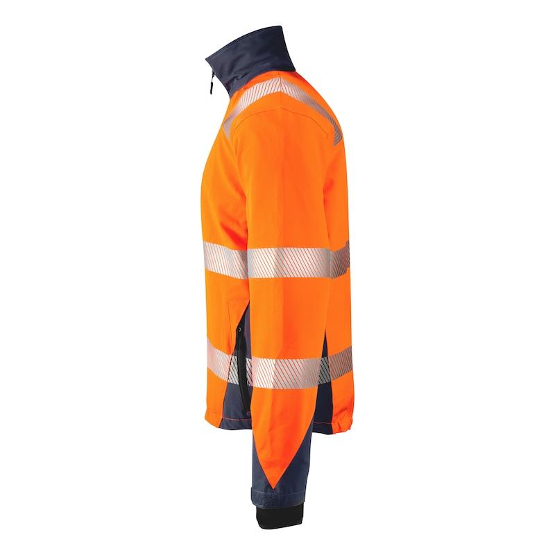 Stretch Warnschutz Jacke - 4