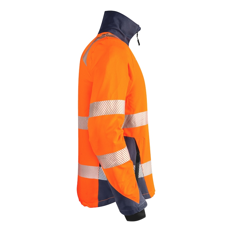 Stretch Warnschutz Jacke - 2