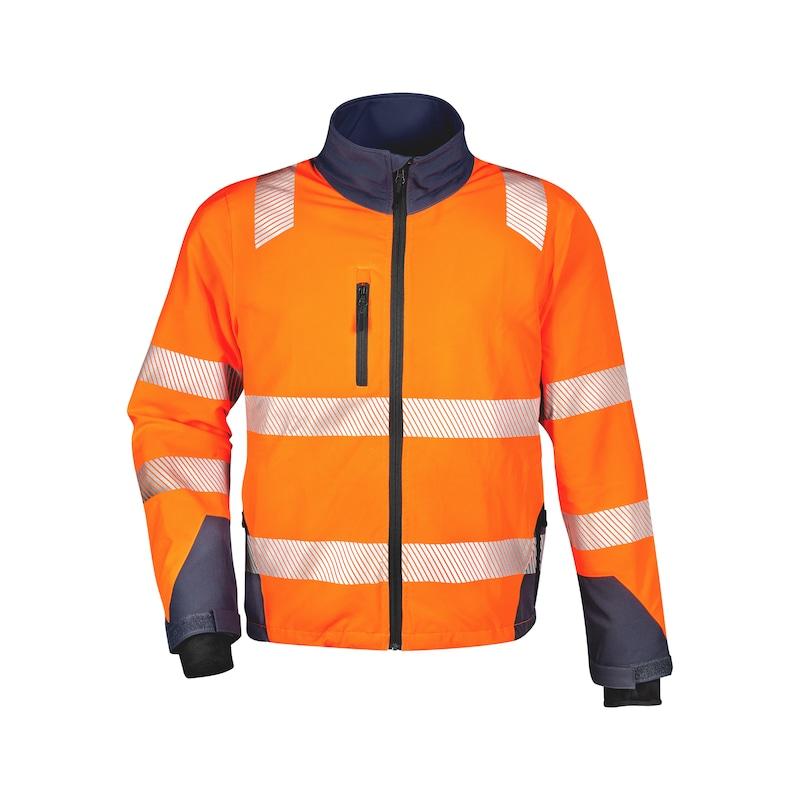 Stretch Warnschutz Jacke - 1