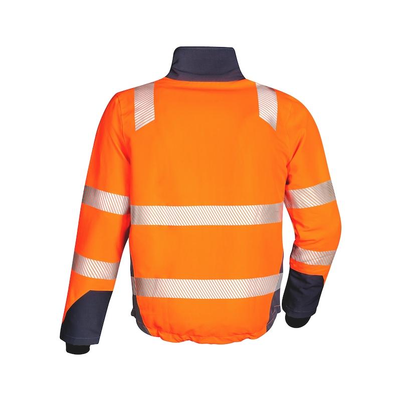 Stretch Warnschutz Jacke - 3