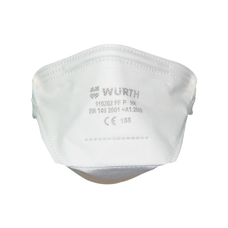 P2 katlanabilir solunum maskesi Ventilsiz - P2 KATLANABİLİR SOLUNUM MASKESİ