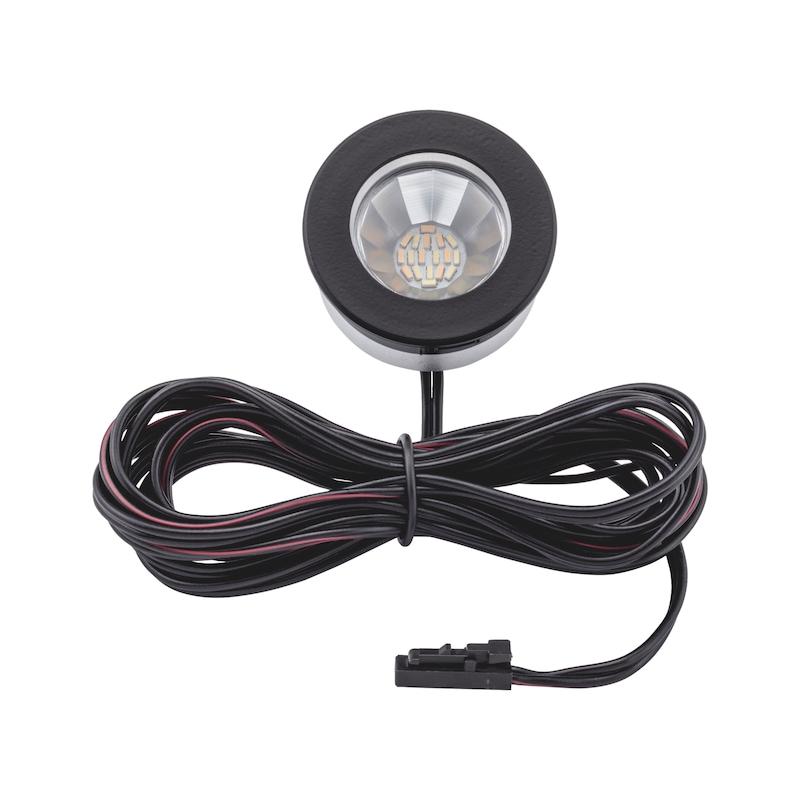 LED-Einbauleuchte EBL-12-8 zum Einlassen - 1