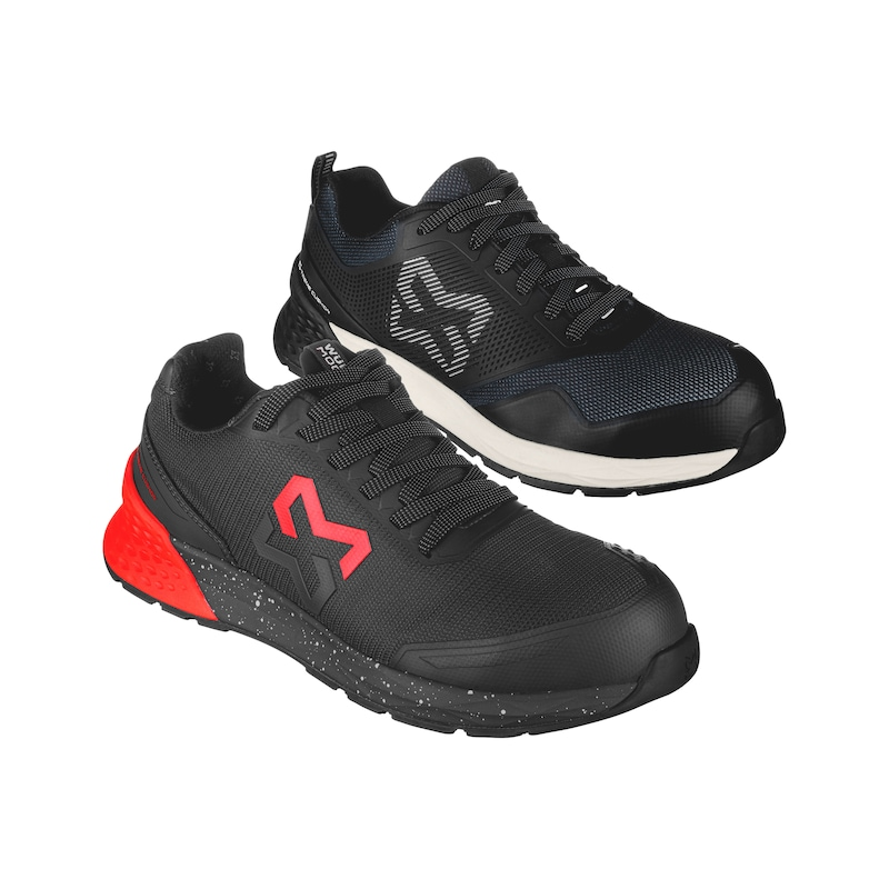 Daily Race S1P low-cut safety shoes