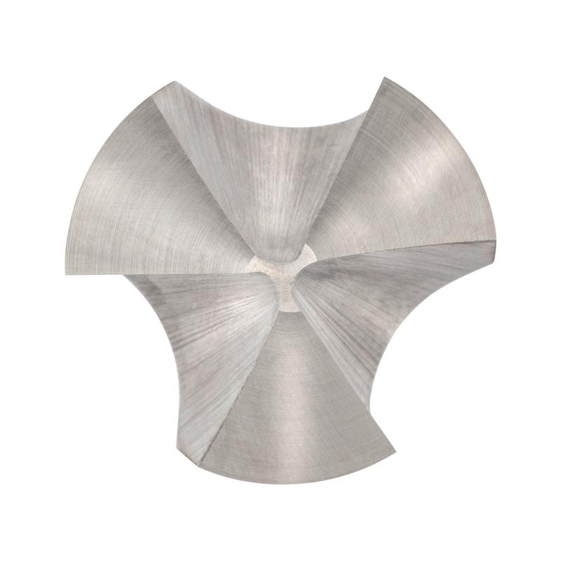 Pogłębiacz stożkowy Żółty pierścień, HSS, 90°, wg DIN 335 C - 3