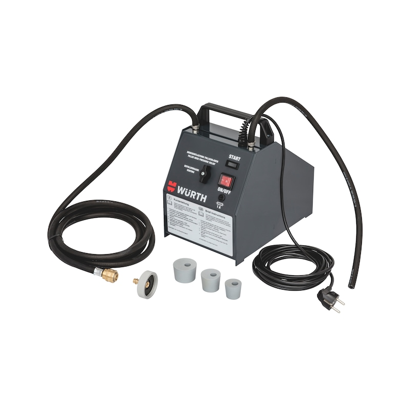 Electrical brake bleeder - BRKBLEDR-EL-5LTR