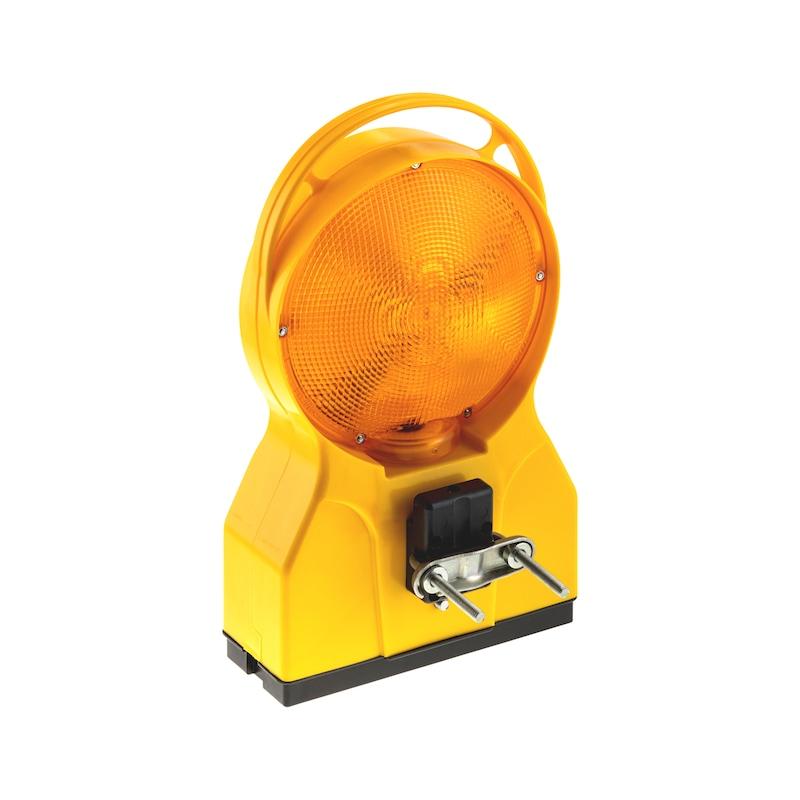 Lampenhalter für Warn- und Bakenleuchte
