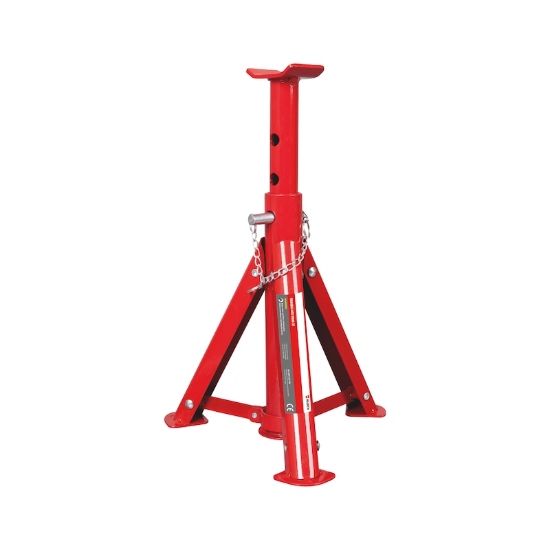 Jack stands - AXLSTAND-ST-RED-285/400MM-(UB-ST-3T)