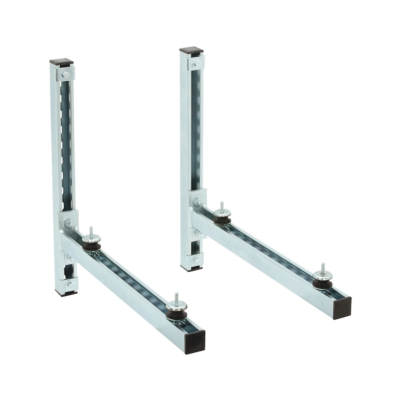 Varifix<SUP>®</SUP> Konsolenset schwere Ausführung - C2C - KNSL-GUMETPUFF-41/41-L520/560-SET