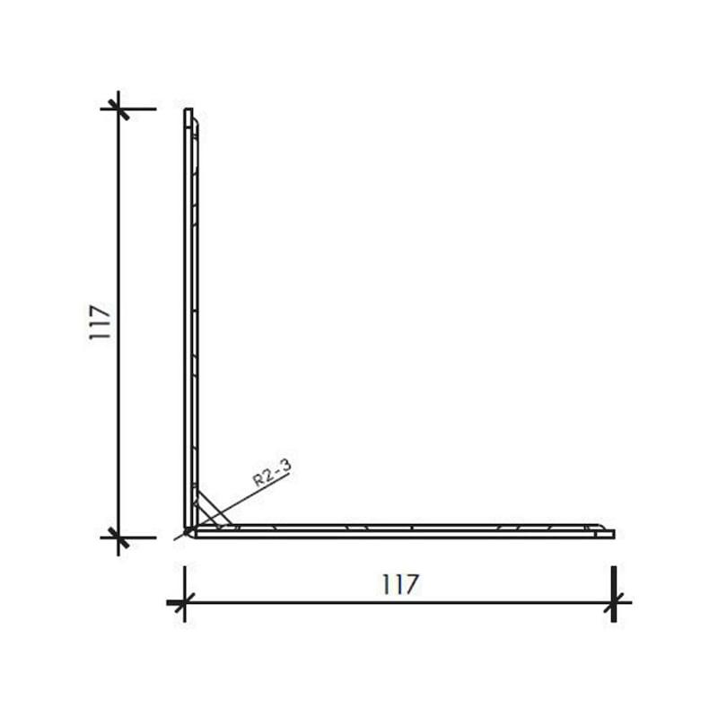 Deneb - Winkelverbinder - 2