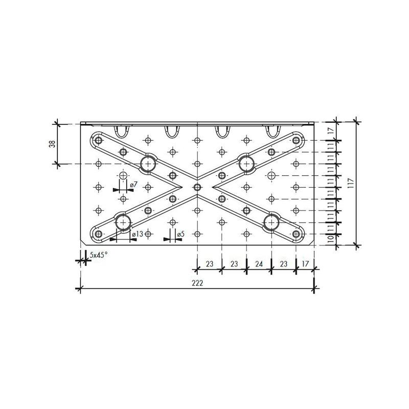 Deneb - Winkelverbinder - 4