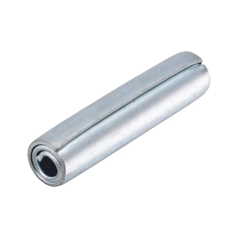 Spiralspannstift, Regelausführung - SPNSTI-ISO8750-A2-5X22