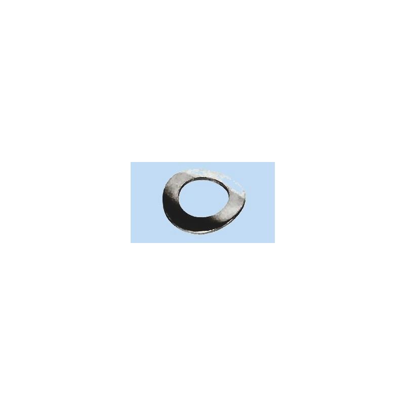 Yaylı kilit rondelası A tipi - WSH-SPG-DIN137-A-A2-D6,4