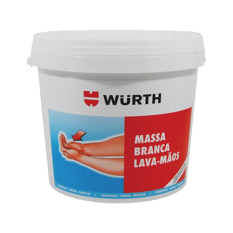 Pasta de limpeza para mãos - MASSA BRANCA LAVA-MAOS 5000ML