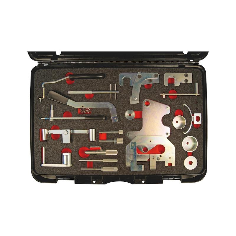 Steuerzeiten-Werkzeug-Satz passend für Renault/Nissan 1.2 - 2.8, Diesel/Benzin - 2