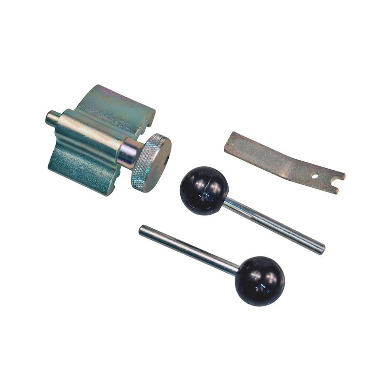 Nockenwellen-Blockierwerkzeug für VW 1.2 - 1.4 - 1.6 - 1.9 - 2.0, Diesel