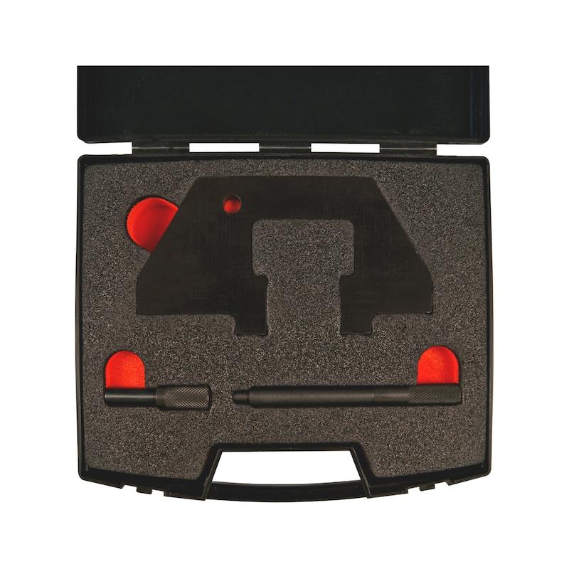 Steuerzeiten-Werkzeug-Satz passend für BMW 2.5, Benzin SOHC M40, M43-E30 - 2