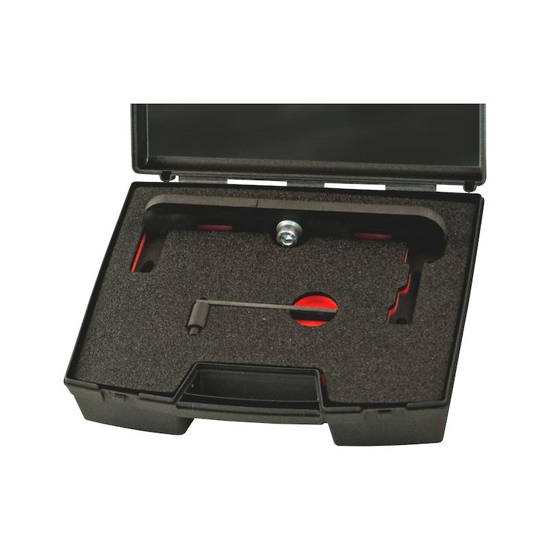 Kit d'outils de calage adapté aux moteurs du groupe PSA 1.0 - 1.2 VTI, essence - 1