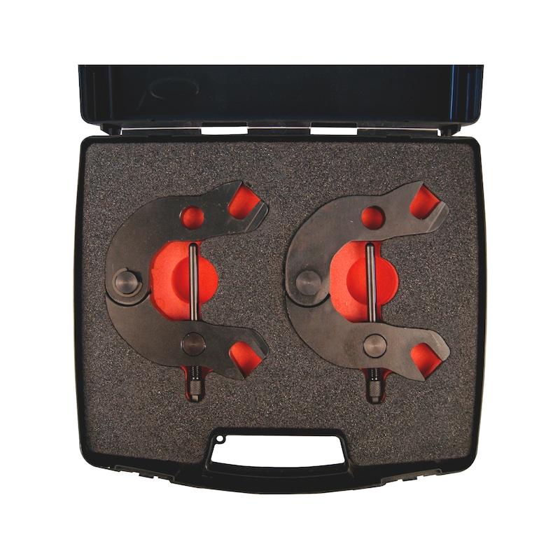 Kit d'outils de calage adapté aux moteurs du groupe VW 3.0, essence - 2