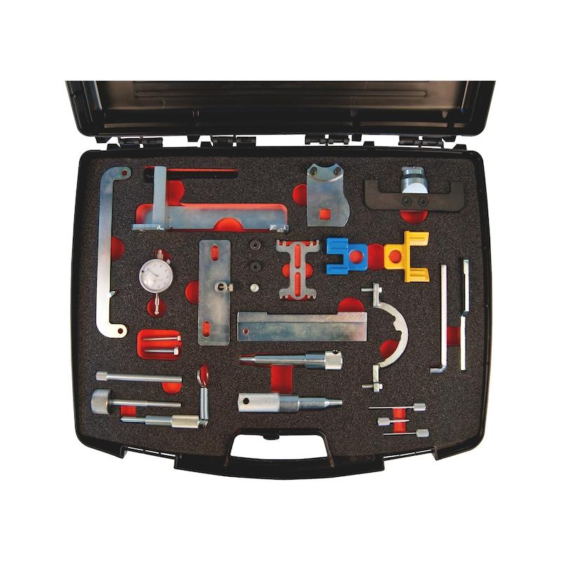 Steuerzeiten-Werkzeug-Satz passend für Opel 2.0 - 2.2, Diesel - 2