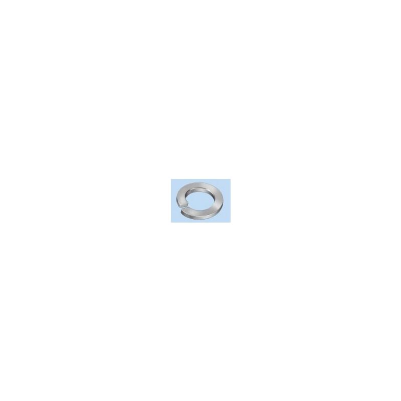 Federring mit rechteckigem Querschnitt Form B - RG-FED-DIN127-B-(MZN)-9/16ZO