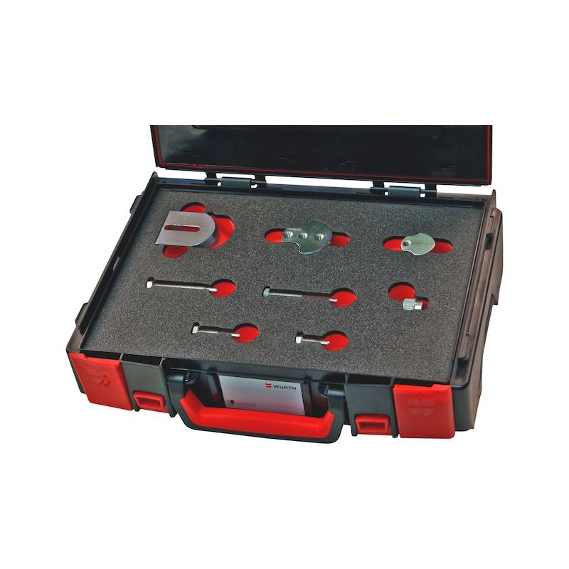 Kit d'outils pour l'installation et la dépose des courroies Flex Universel - 1