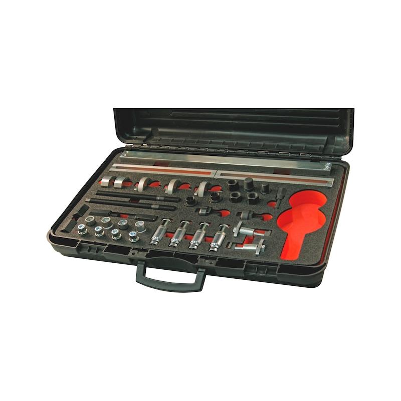 Kit de remoção de injetores universal, 38 peças - 1