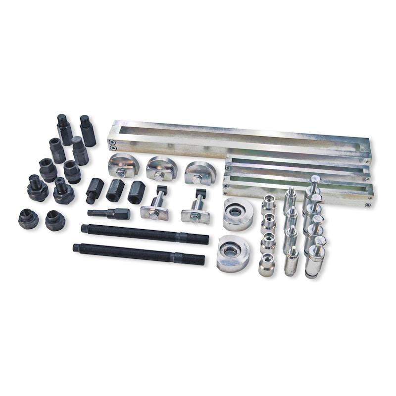 Kit de remoção de injetores universal, 38 peças - 8