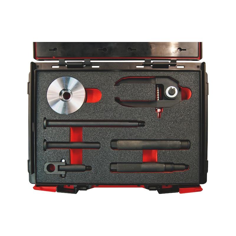 Gleithammer-Injektoren-Auszieher-Satz Delphi, Denso, Siemens, Bosch - 4
