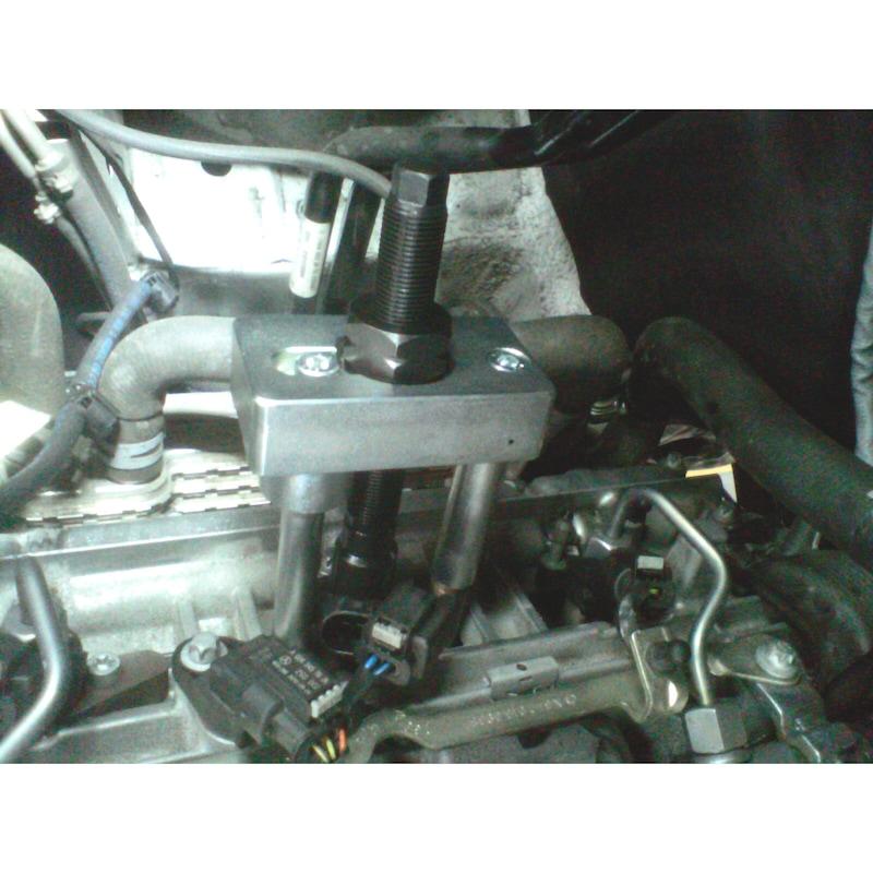 Jeu d'extracteurs d'injecteurs 2.1L, 2.2L, 3.0 V6  Mercedes, Chrysler - 6