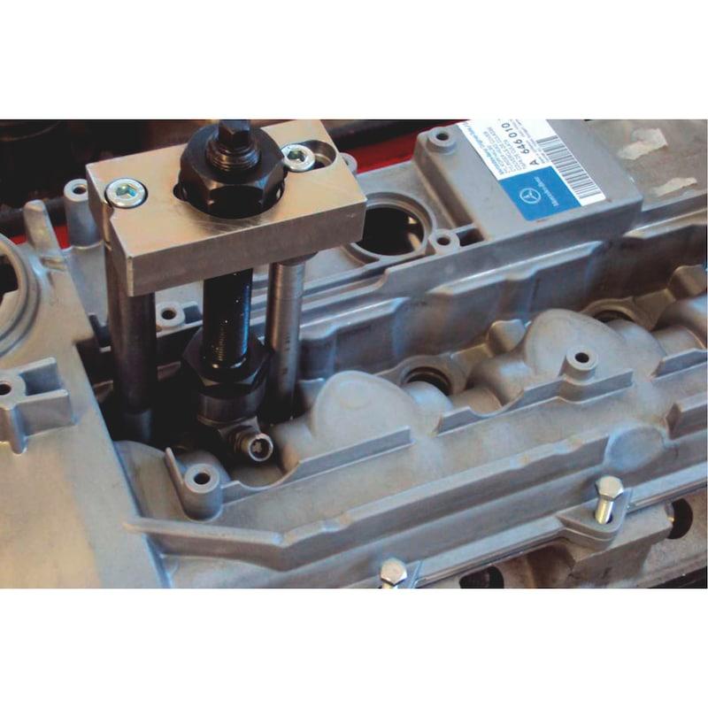 Jeu d'extracteurs d'injecteurs 2.1L, 2.2L, 3.0 V6  Mercedes, Chrysler - 4