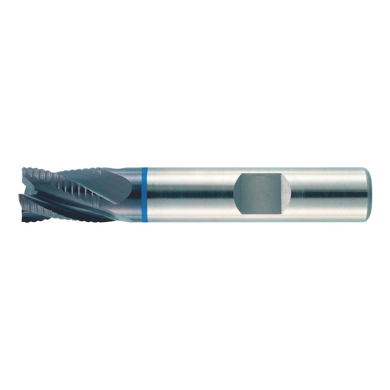 HPT-Schaftfräser Kurz DIN 327 D, zentrumschneidend - 1