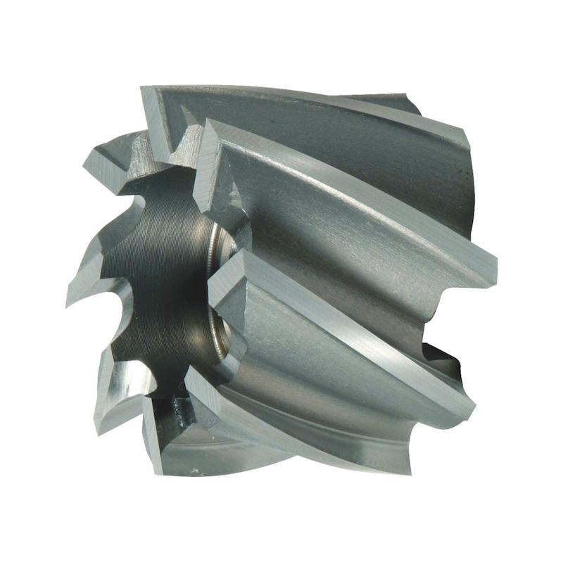 Walzenstirnfräser HSCo DIN 1880 Typ N - WALZSTIRNFRAES-DIN1880-HSCO-D63,0MM