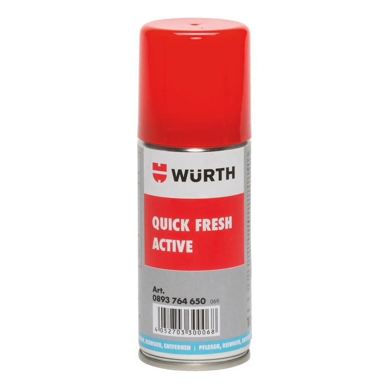 クイックフレッシュ アクティブ 芳香剤 Quick Fresh Active - クイックフレッシュACTIVE 100ML