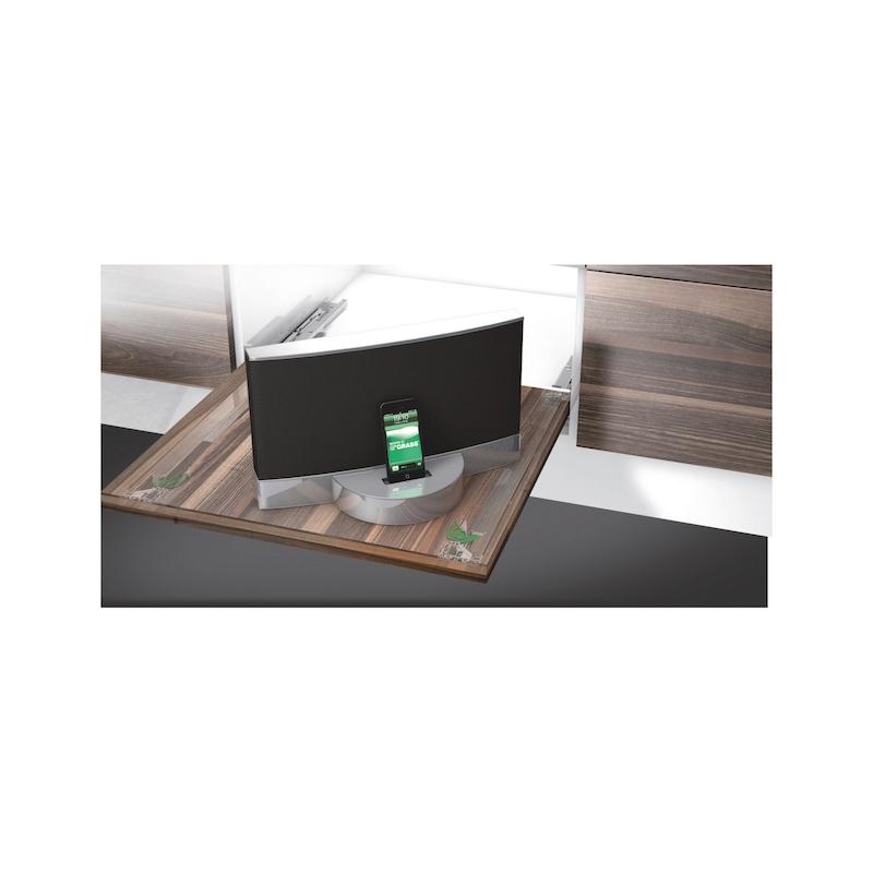 Tablarhalter-Set - 10