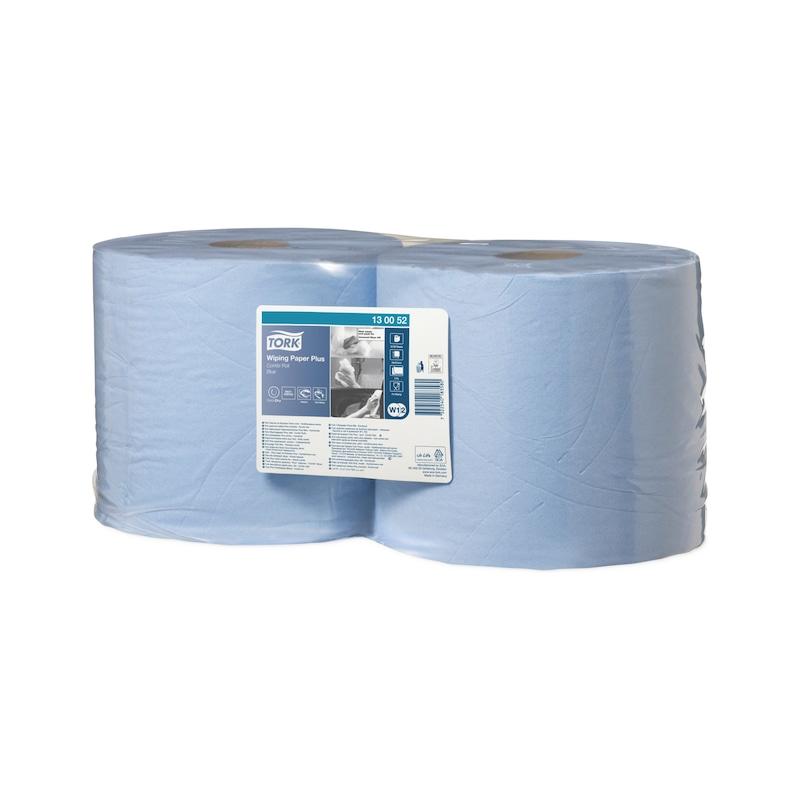 Wischtuch Rolle Wiper 420 Blue