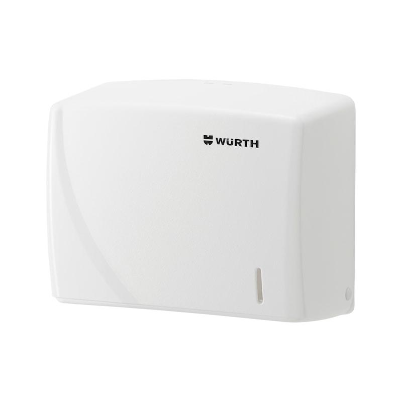 Paper towel dispenser, V-fold - 1
