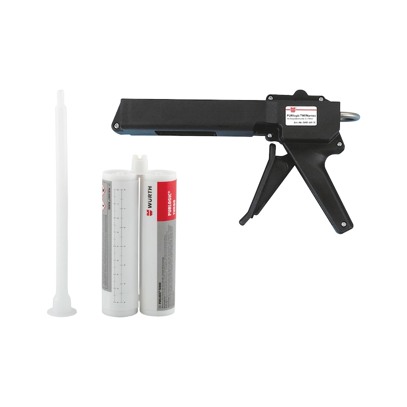 2K-Pistolenschaum PURLOGIC<SUP>®</SUP> Turbo-Set - 1